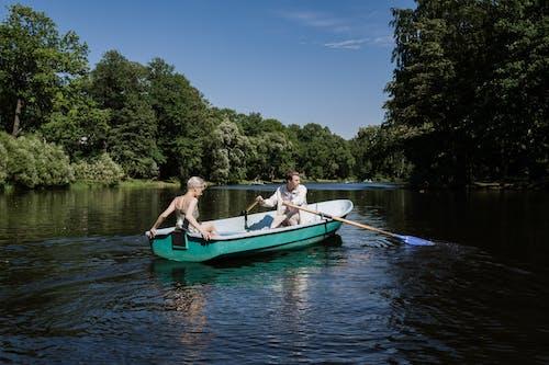 Gratis lagerfoto af eventyr, flod, fritid