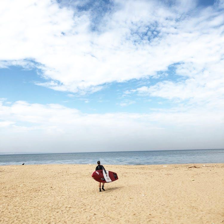amusement, bord de mer, côte