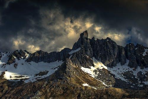 Darmowe zdjęcie z galerii z burzliwy, ciemne chmury, krajobraz
