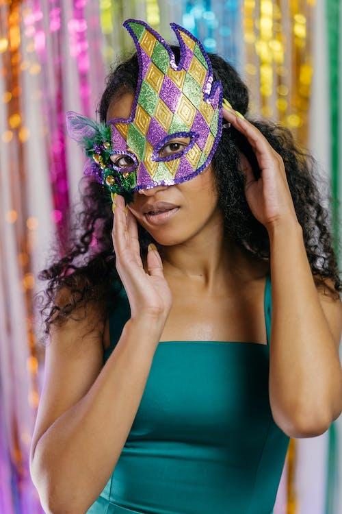 Gratis lagerfoto af fejring, kostume, kvinde