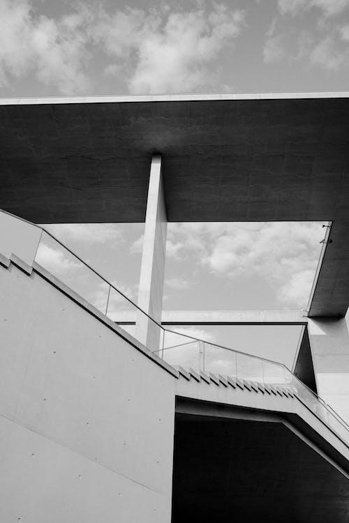 Kostenloses Stock Foto zu architektur, ausdruck, beton