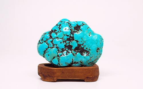 Free stock photo of rare, stone, turquoise