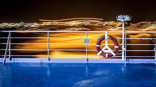 Gratis lagerfoto af båddæk, design, farver, lang eksponering
