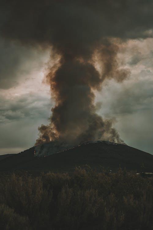 Fotos de stock gratuitas de al aire libre, amanecer, calamidad