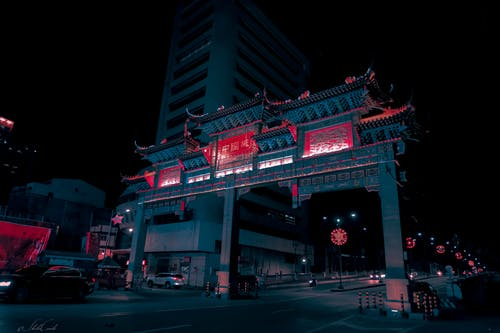 Gratis stockfoto met architectueel design, architectueel ontwerp, brug, chinese architectuur