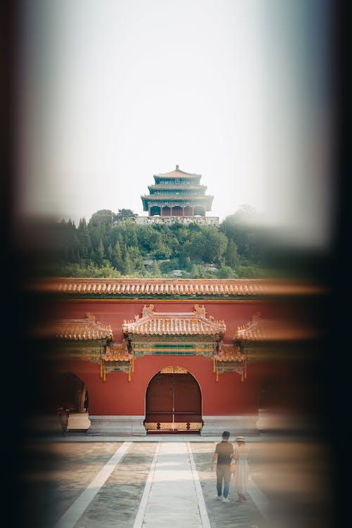 Kostenloses Stock Foto zu architektur, chinesisch, chinesische kultur