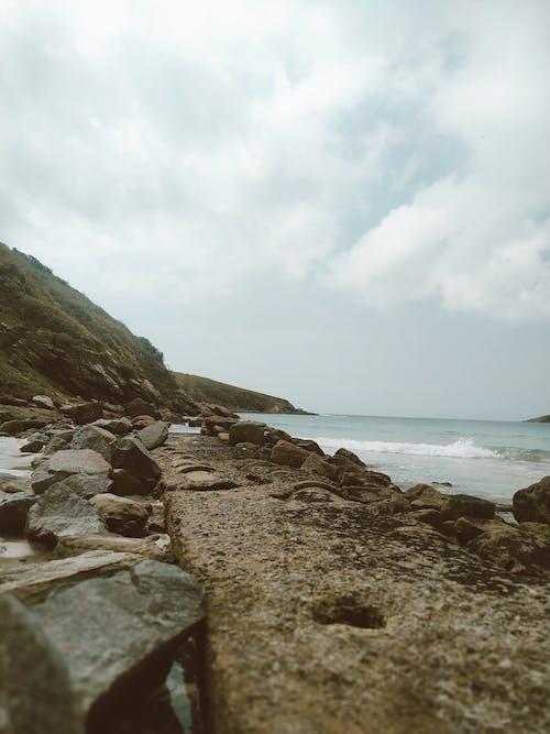 คลังภาพถ่ายฟรี ของ การท่องเที่ยว, การเดินทาง, ชายทะเล