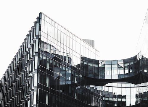 bardak, bina, bürolar, çağdaş içeren Ücretsiz stok fotoğraf