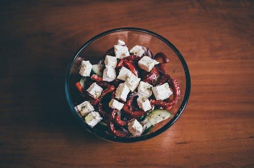 Gratis lagerfoto af forretter, lækker, mad, salat