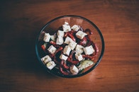 food, salad, healthy