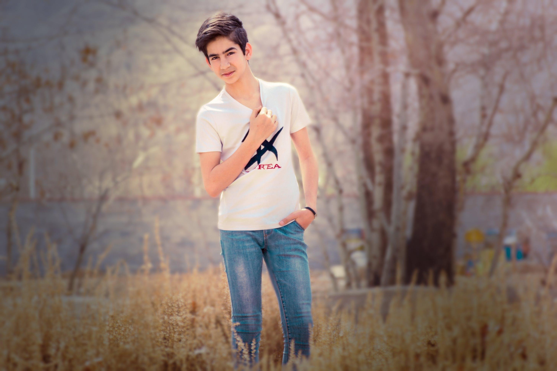 Adobe Photoshop, boy, Esfahan
