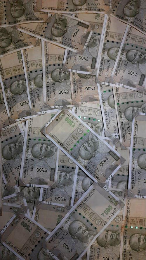 Free stock photo of bank notes, banknote, banknotes