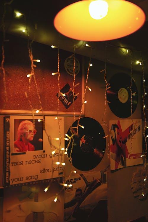 Darmowe zdjęcie z galerii z atmosfera, bar, boże narodzenie