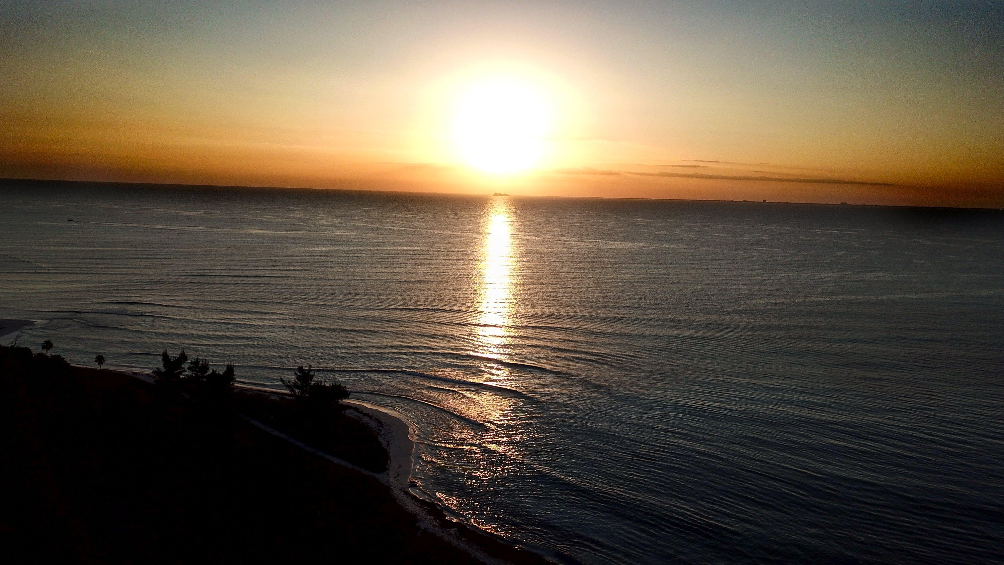 Free stock photo of #sunset #playadelcarmen