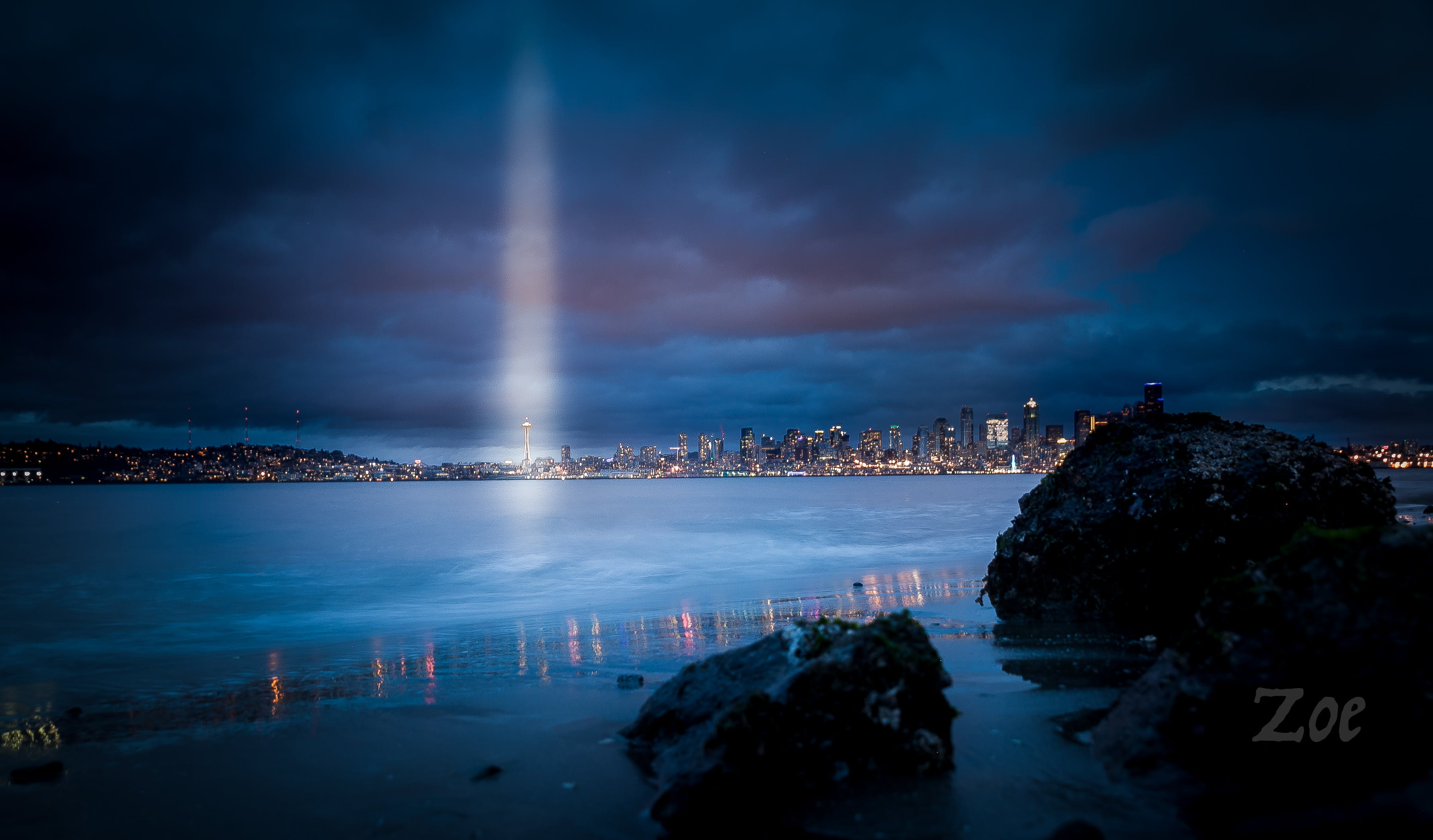 Free stock photo of #seattle #seattleskyline #seascape #cityscape