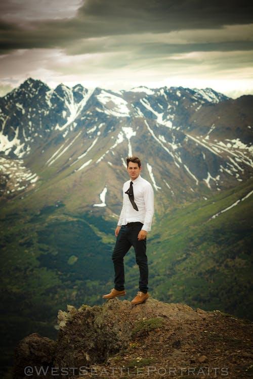 Fotos de stock gratuitas de #outdoorchallenge, al aire libre, Alaska, aventura