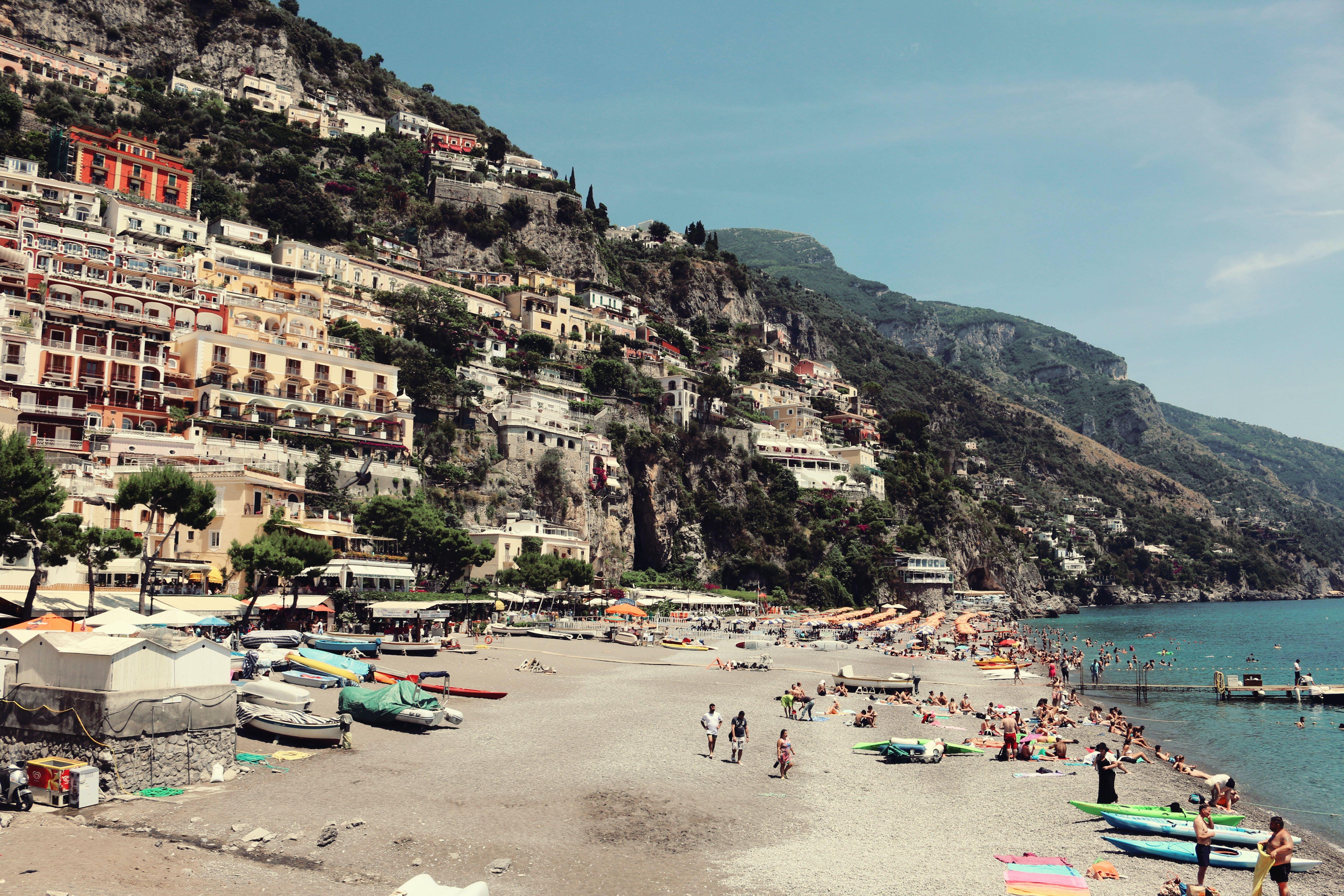 Landscape Photo of Beach