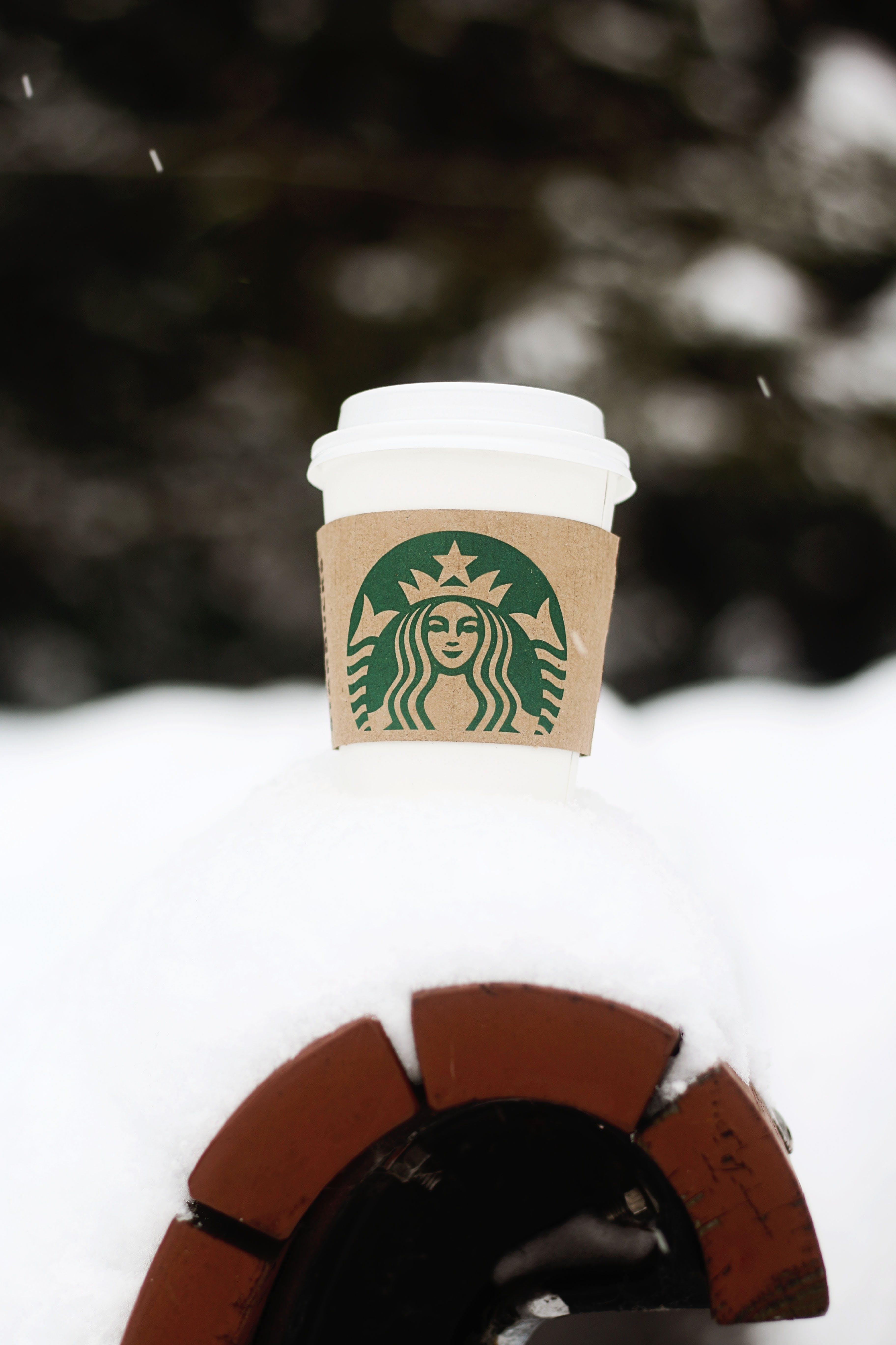 Starbucks Hot Coffee Cup