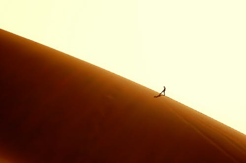伊朗, 沙漠 的 免费素材照片