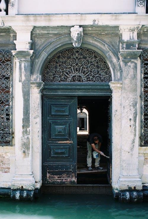 Kostenloses Stock Foto zu arbeiter, architektur, geschichte, italien