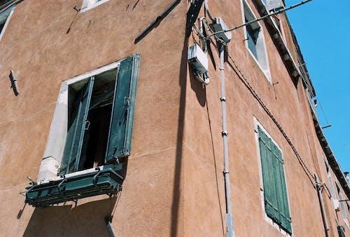 Kostenloses Stock Foto zu architektur, farbe, gebäude, gebäude außen