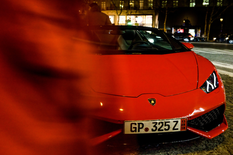 Δωρεάν στοκ φωτογραφιών με Lamborghini, supercar, αστική ζωή, αυτοκίνητο