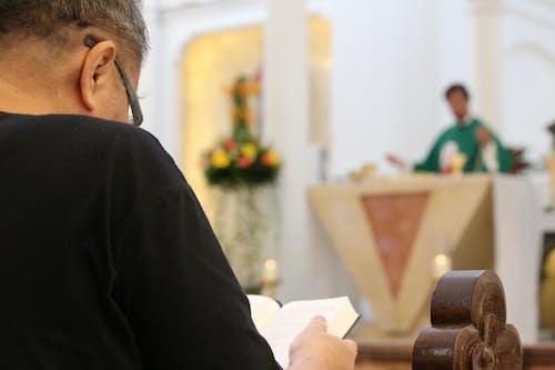Free stock photo of church, mass