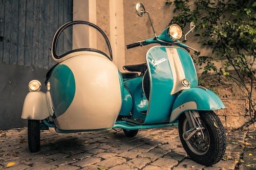 Безкоштовне стокове фото на тему «Vespa, вродлива, синій, чистий»