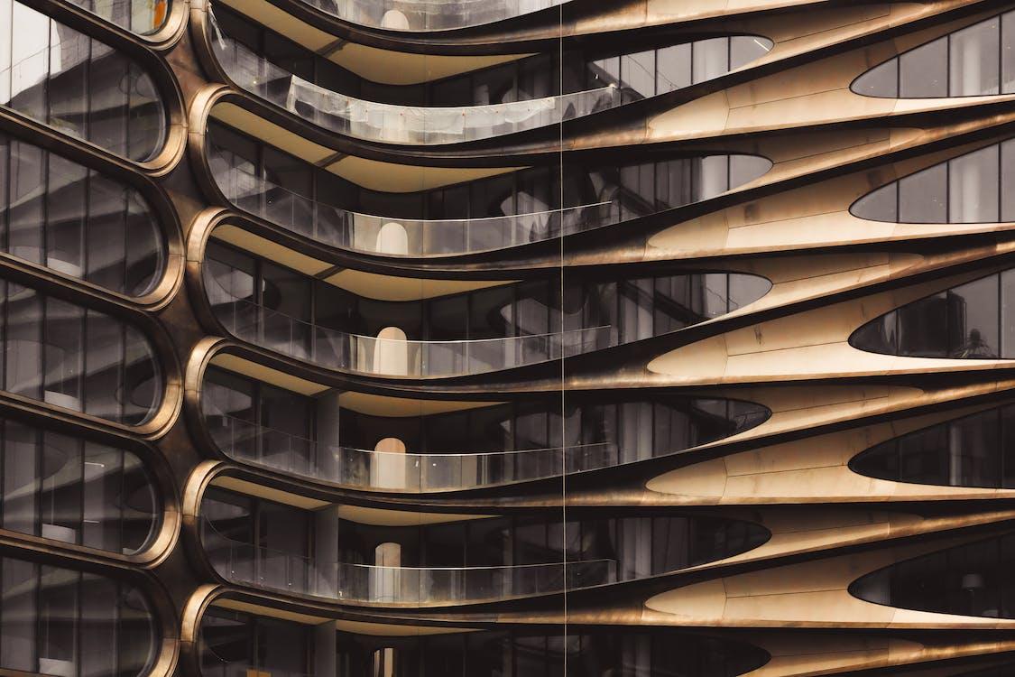 Arsitektur, bangunan, barang kaca