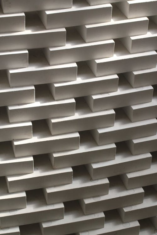 Kostenloses Stock Foto zu architektur, design, gebäude, geometrisch