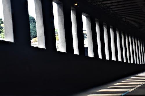 คลังภาพถ่ายฟรี ของ กลางวัน, การออกแบบสถาปัตยกรรม, คอนกรีต, ถนน