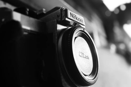 Gratis stockfoto met blurry achtergrond, camera, cameralens, close-up