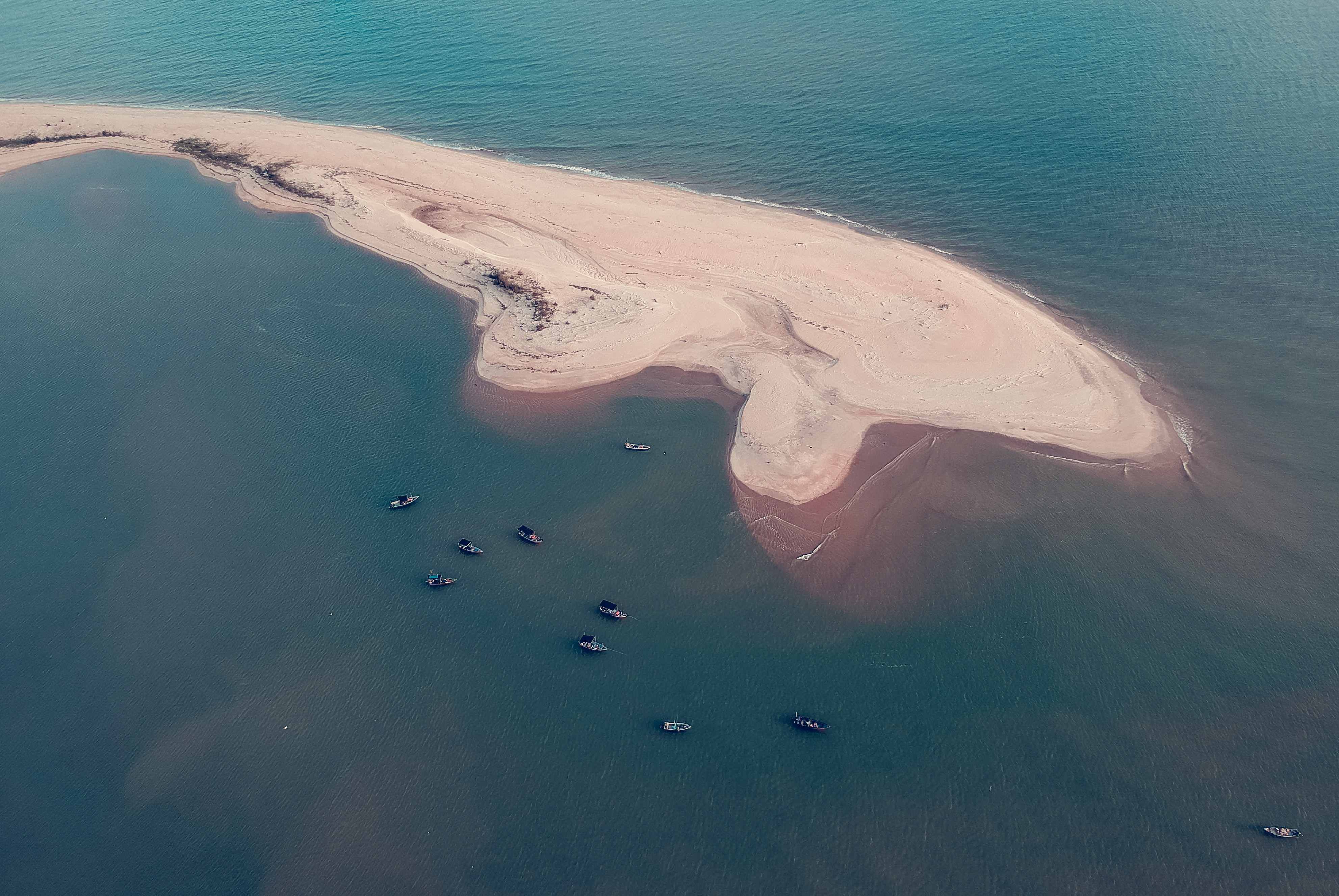 aerial view of beach 183 free stock photo