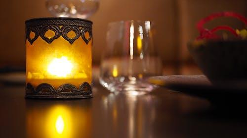 Foto d'estoc gratuïta de espelma
