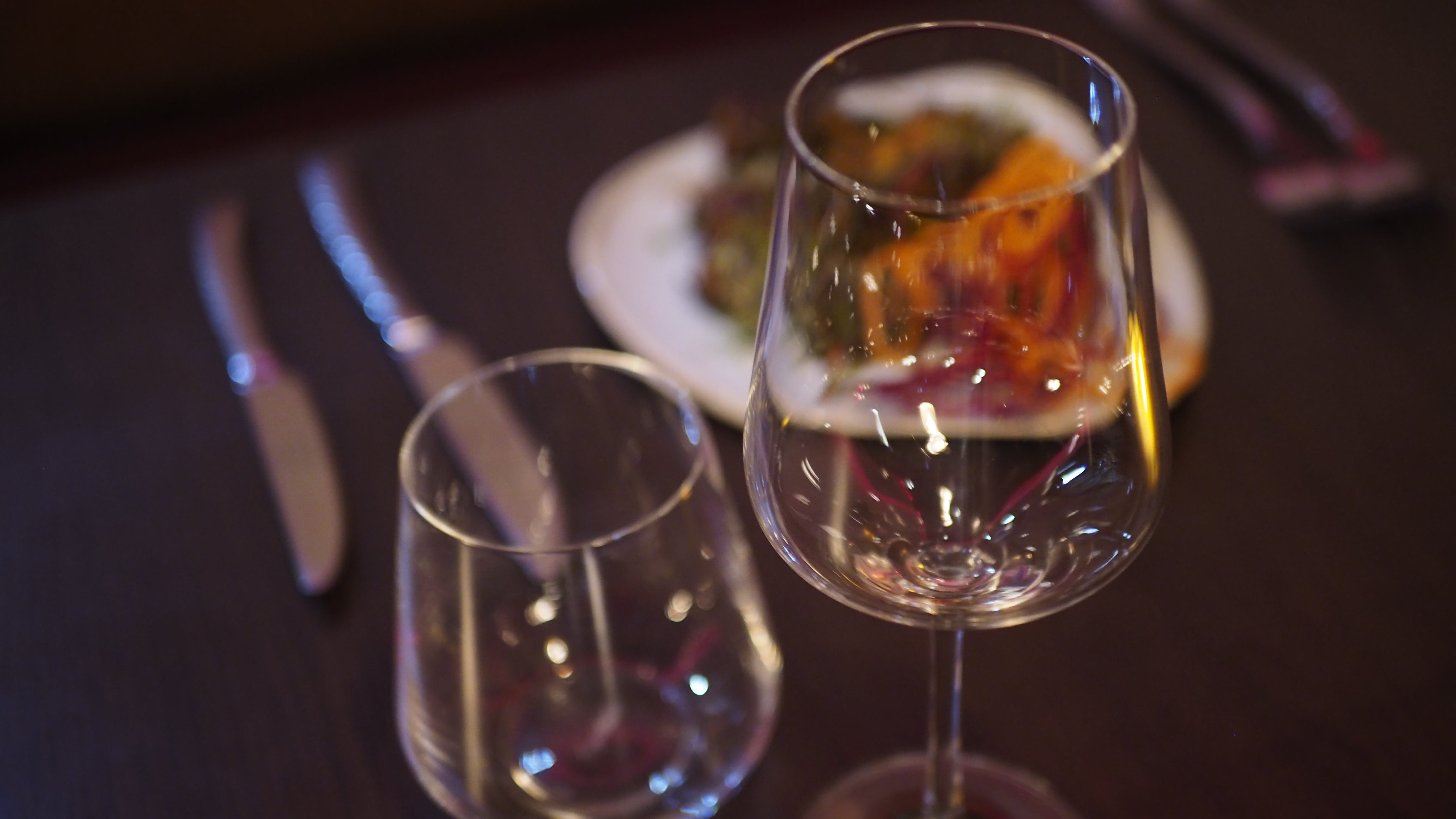 Free stock photo of food, glasses, wine glasses