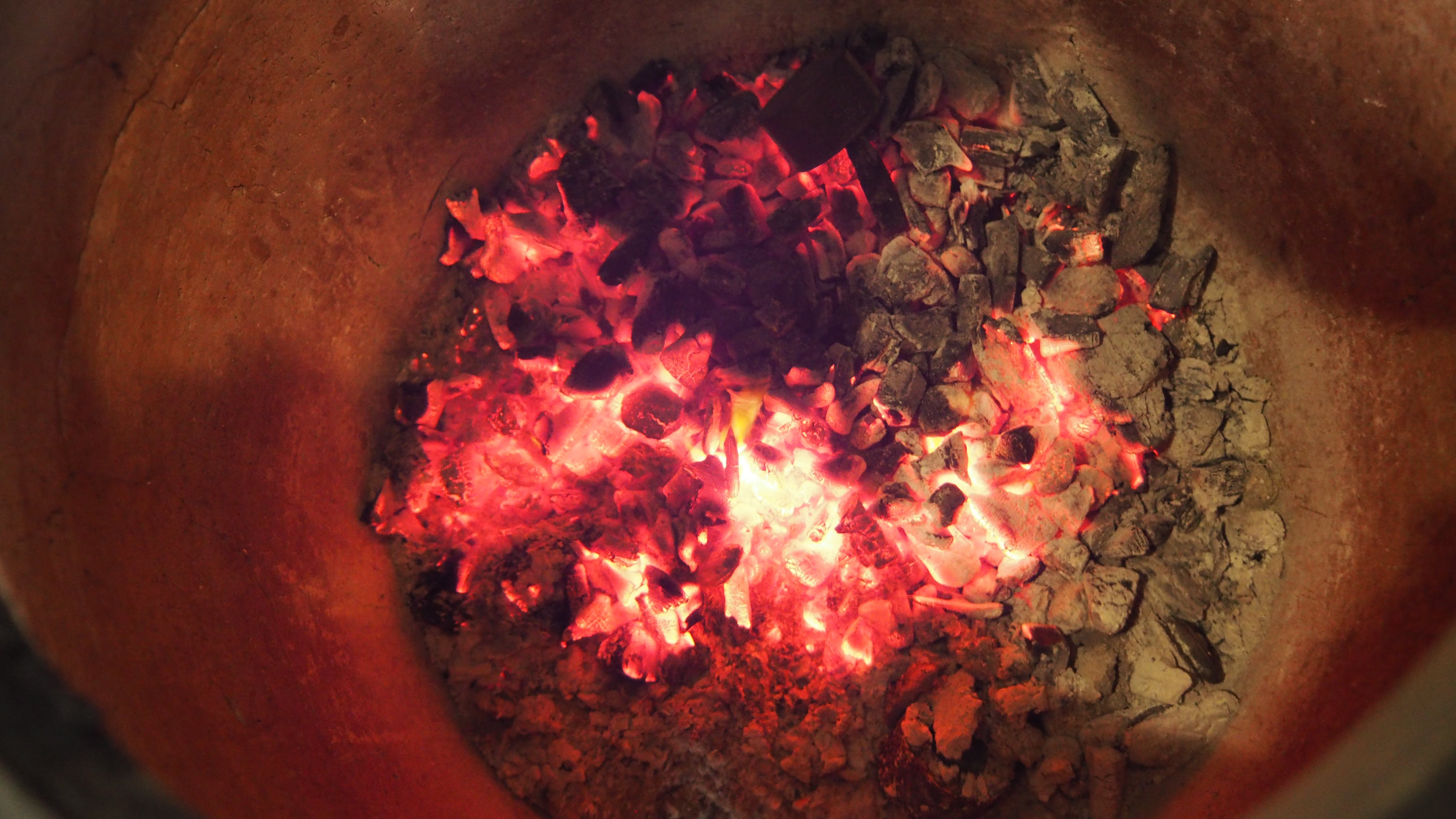 Free stock photo of clay oven, fire, indian oven