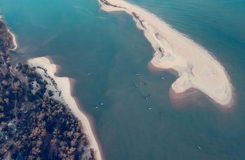 Ilmainen kuvapankkikuva tunnisteilla hiekkaranta, kesä, kuva yläkulmasta, loma