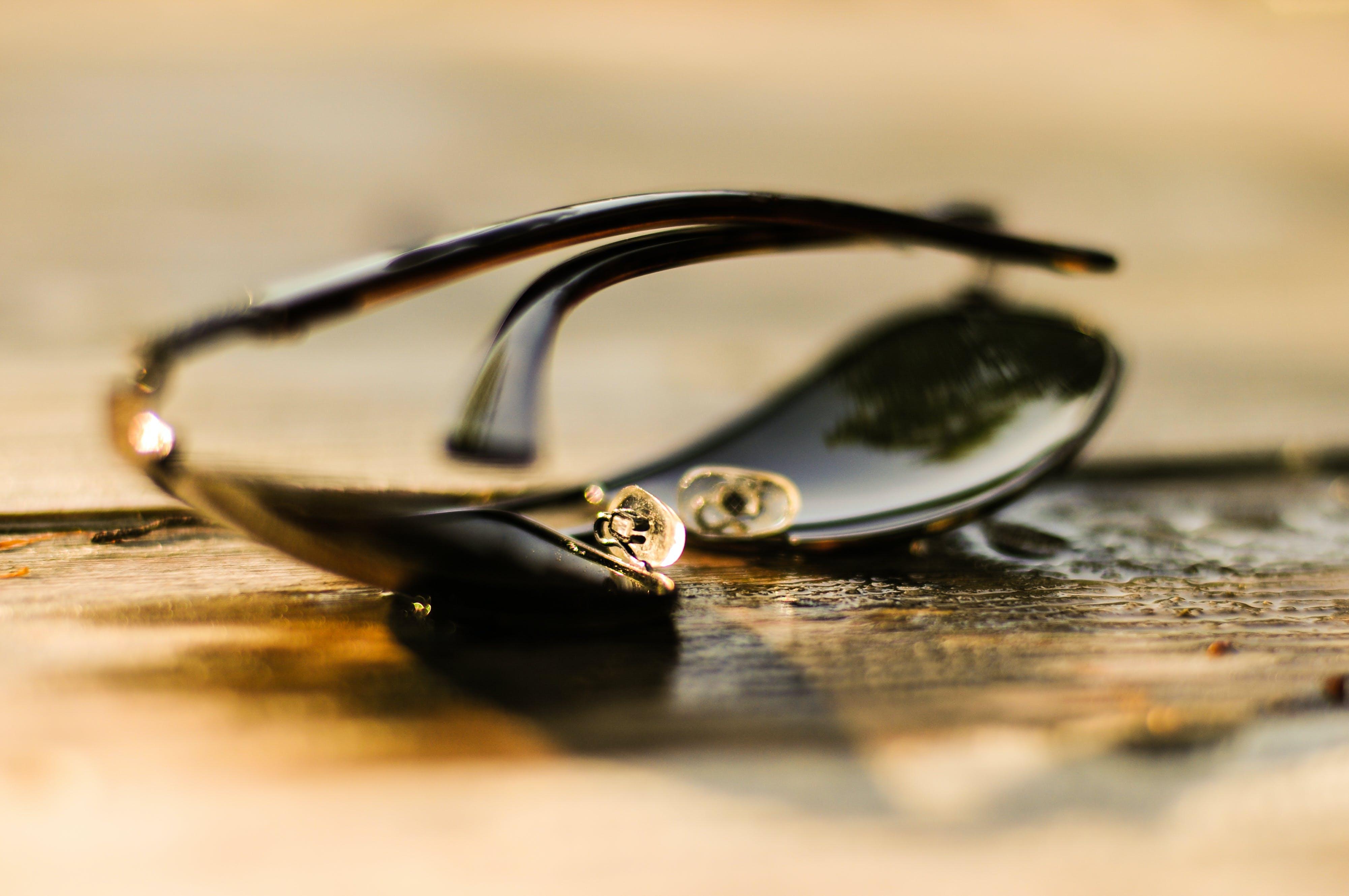 Fotos de stock gratuitas de accesorio, gafas, Gafas de sol, gran apertura