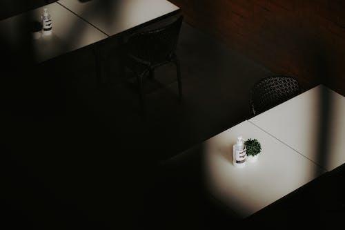 Fotos de stock gratuitas de cafetería, fotos con gran angular, habitación