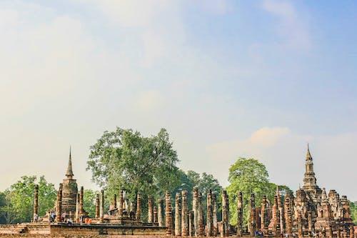 Základová fotografie zdarma na téma architektura, Asie, asijský, buddhismus