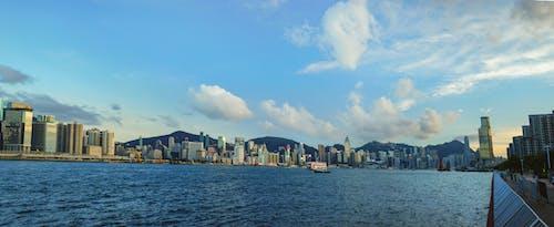 Ilmainen kuvapankkikuva tunnisteilla aamu, arkkitehtuuri, hong kong, kaupunki