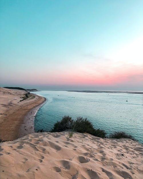 Kostnadsfri bild av gryning, hav, havsområde