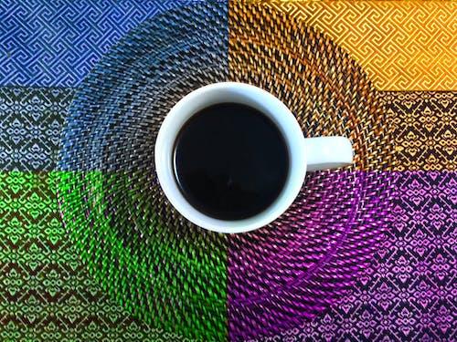 Základová fotografie zdarma na téma caffè latte art, hot latte, hrnek, kapučíno