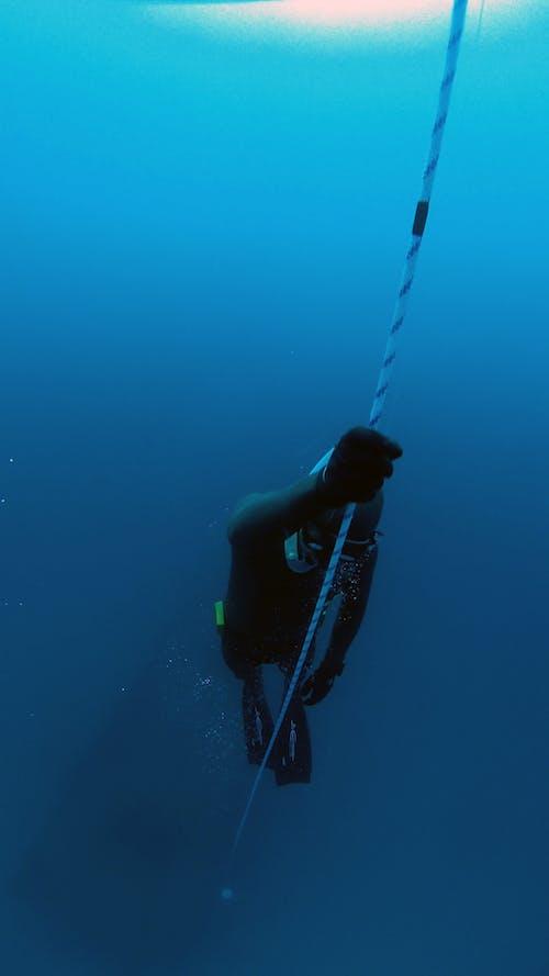 Imagine de stoc gratuită din adânc, albastru, apă, mare