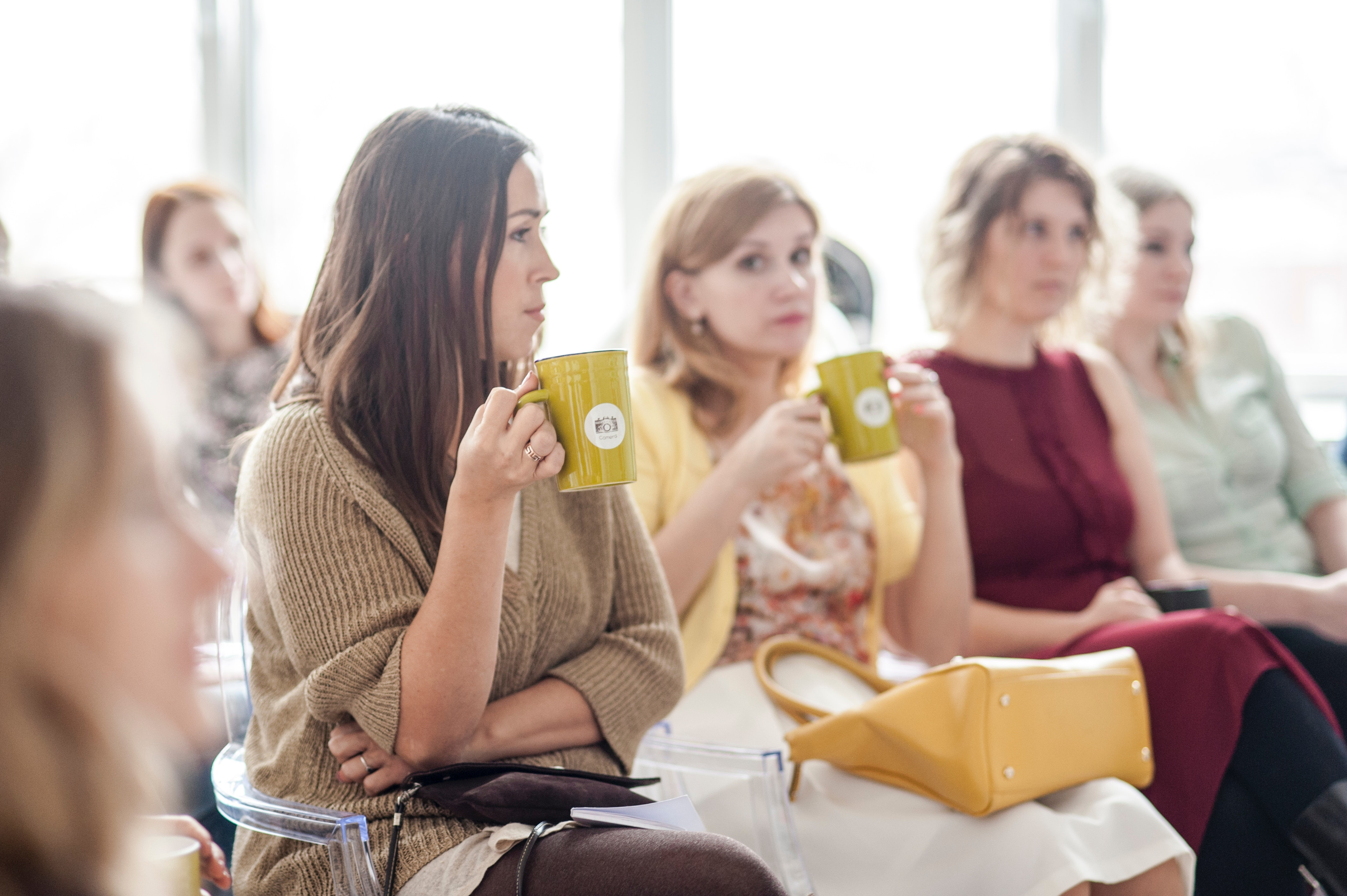 Image result for group of girls coffee shop