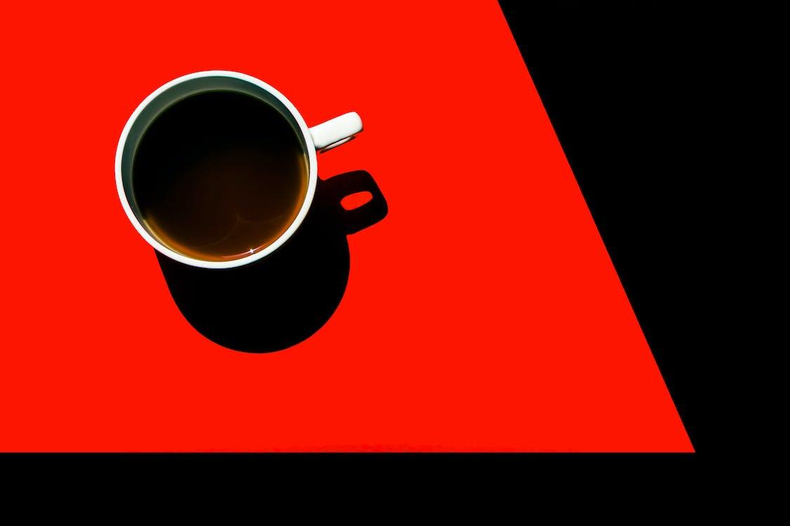 Free stock photo of black coffee, coffee, minimal
