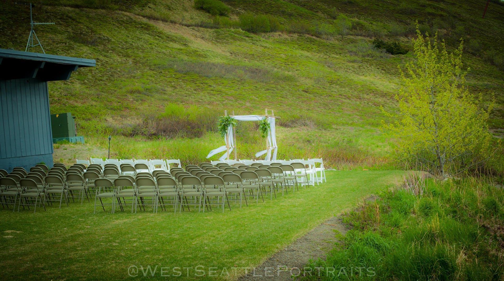 Free stock photo of alaska, ceremony, destination, destination wedding