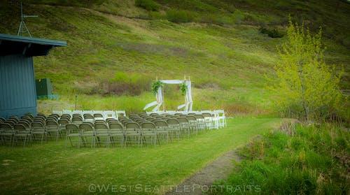 Fotos de stock gratuitas de al aire libre, Alaska, Boda, boda de destino