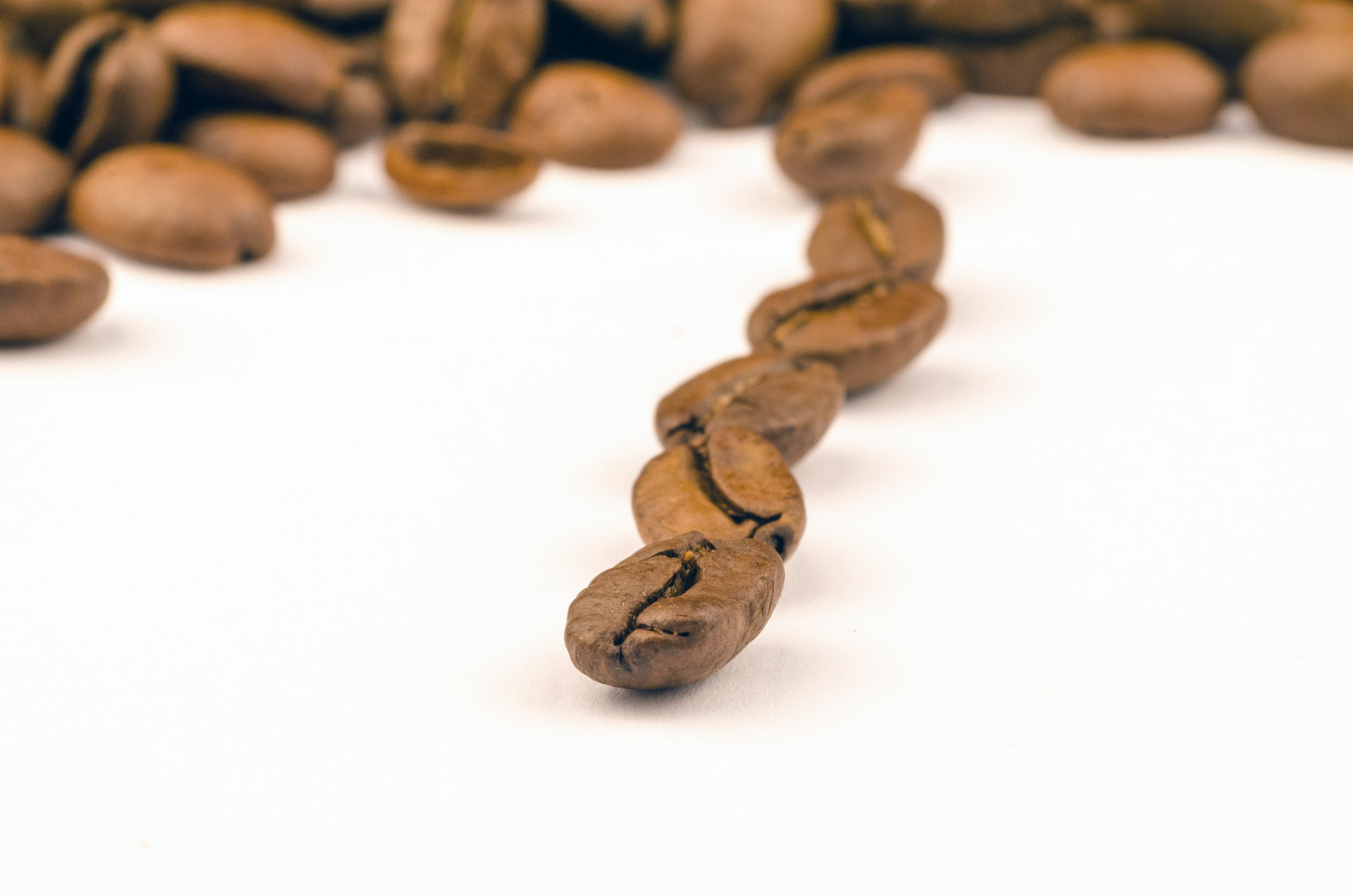 Pile of Coffee Bean
