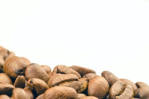カフェイン, コーヒー豆, テクスチャ, ドライの無料の写真素材
